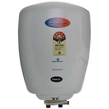 Kelvinator Fresco 25 Liters ABS  Storage Water Geyser - White