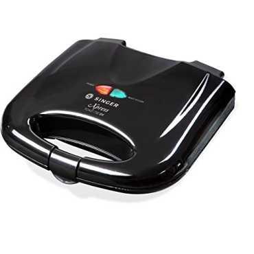 Singer Xpress Toast 750 DX 750W Sandwich Toaster - Black