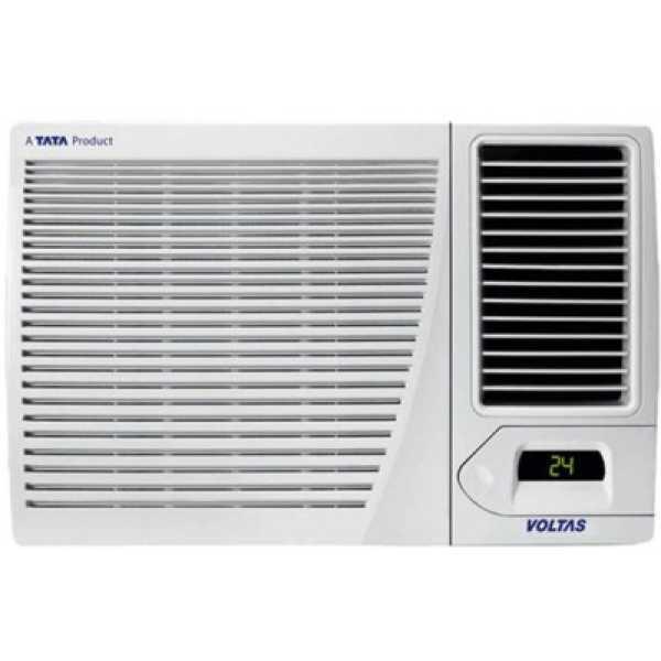 Voltas 1.5 Ton 3 Star 183 CY Window Air Conditioner - White