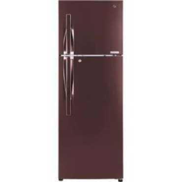 LG GL-T372JASN 335 L 4 Star Frost Free Double Door Refrigerator