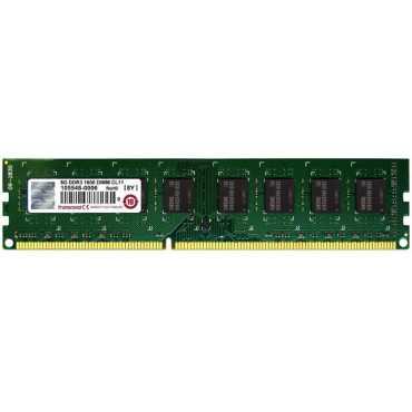 Transcend (TS1GLK64V6H) 8 GB DDR3 Desktop Ram - Green