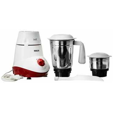 Inalsa Swift 500W Mixer Grinder (2 Jars) - White