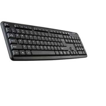 Intex M/M MAX Usb Keyboard - Black