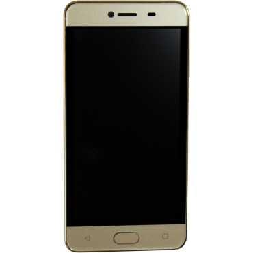 Celkon Diamond U 4G  - Gold