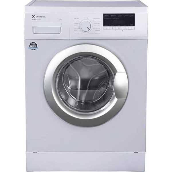 Electrolux EF65SPSL 6.5Kg Fully Automatic Washing Machine - Silver