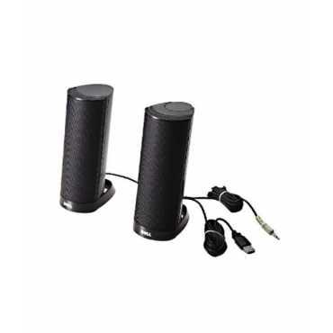 Dell USB 2.0 Stereo Speaker - Black