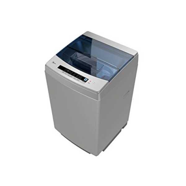 Koryo 6.2kg Fully Automatic Top Load Washing Machine (KWM6218TL) - Grey