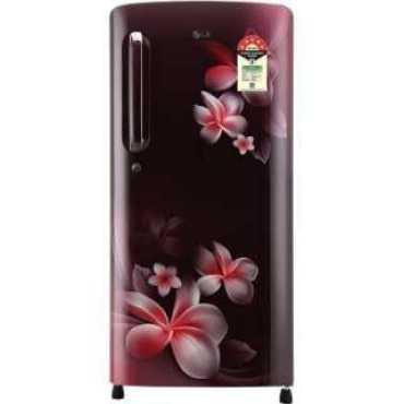 LG GL-B201ASPY 190 L 5 Star Direct Cool Single Door Refrigerator