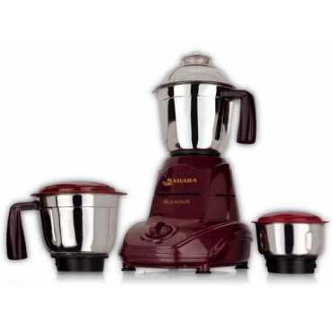 McCoy Glamour 750W Mixer Grinder (3 Jars)