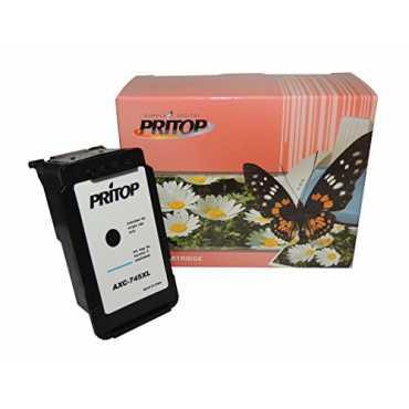 PRITOP 745XL Black Inkjet Cartridge - Black