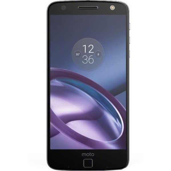 Motorola Moto Z - Black | White