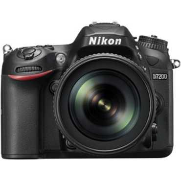 Nikon D7200 DSLR with AF-S 18-105mm VR Kit Lens