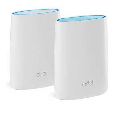 Netgear Orbi RBK-100 Wifi System - White