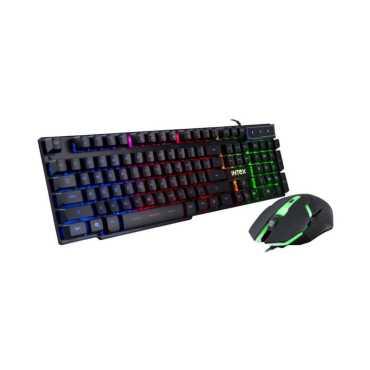 Intex Gaming Combo-400 Keyboard and Mouse Combo
