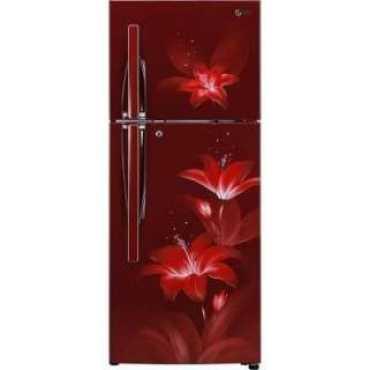 LG GL-T302RRGU 284 L 3 Star Inverter Frost Free Double Door Refrigerator