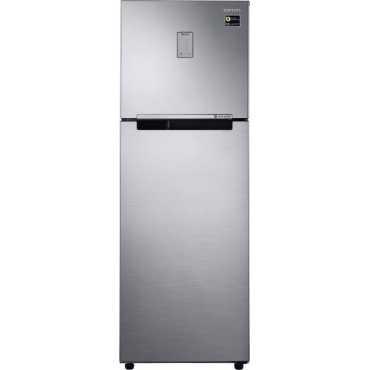 Samsung RT30T3443S9/HL 275 L 3 Star Frost Free Double Door Refrigerator (Refined Inox)