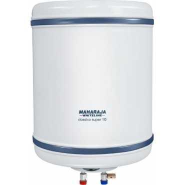 Maharaja Whiteline Classico Super 10L Storage Water Geysers - White