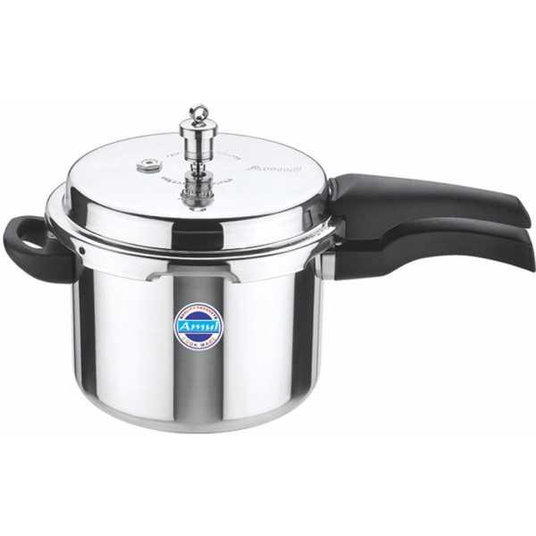 Amul Cookware Champion Aluminium 3 L Pressure Cooker (Outer Lid)