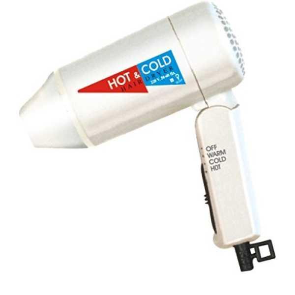 Ozomax BL-133-HNC Hot & Cold Hair Dryer