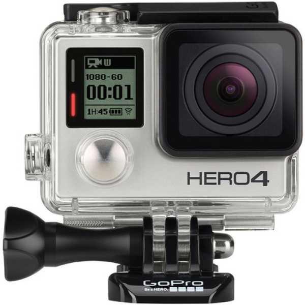 GoPro Hero4-CHDHY-401 Sports & Action Camera