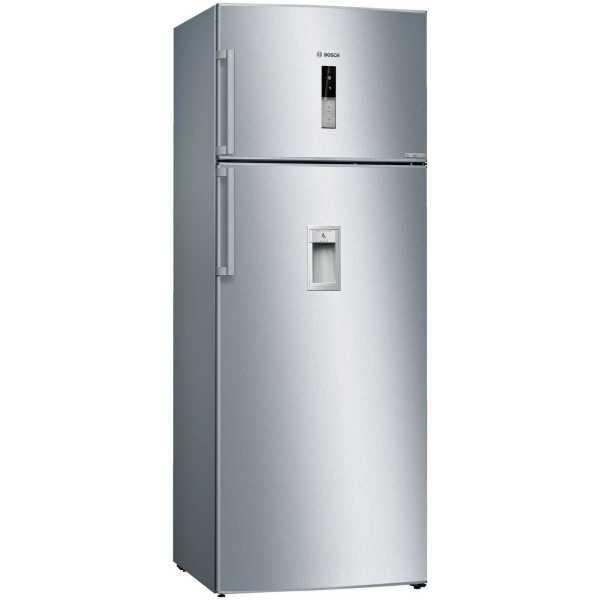 Bosch Kdd56xi30i 507 L 2 Star Inverter Frost Free Double Door Refrigerator - Softline Inox