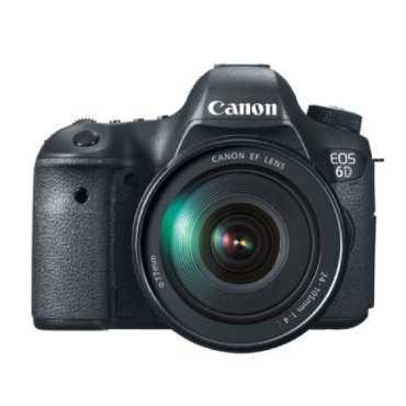 Canon EOS 6D Kit 24-105mm DSLR