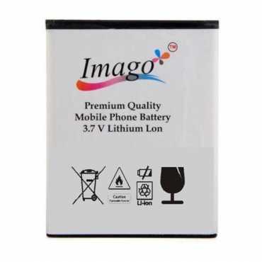 Imago 2500mAh Battery (For Micromax YU Yuphoria AQ5010)