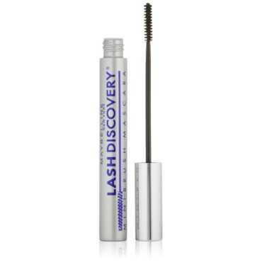 Maybelline Lash Discovery Washable Mascara (Very Black 473) - Black