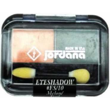 Jordana Eye Shadow Duo (Es/10 Melon/Teal)