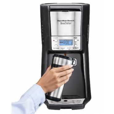 Hamilton Beach 48464 Brewstation 12-Cup Coffee Maker