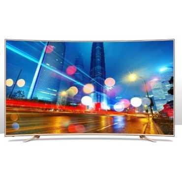 Sansui SNC55CX0ZSA 55 Inch Ultra HD 4K Smart Curved LED TV