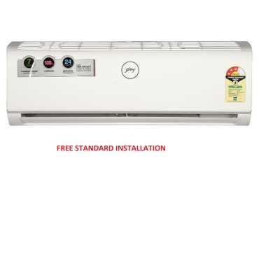 Godrej GSC12FFZM3RWPM 1 Ton 3 Star Split Air Conditioner