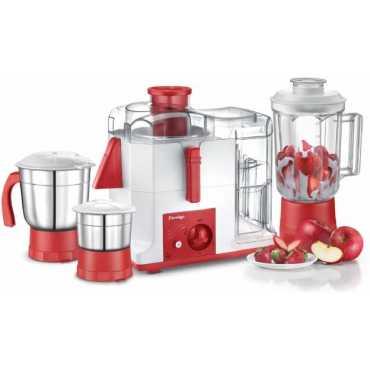 Prestige 4118 550W Juicer Mixer Grinder 3 Jars