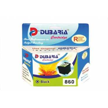 Dubaria 860 Black Ink Cartridge
