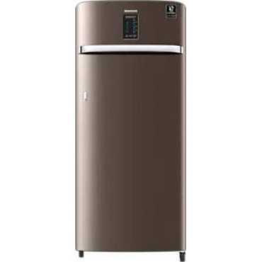 Samsung RR23A2E3YDX 225 L 3 Star Inverter Direct Cool Single Door Refrigerator