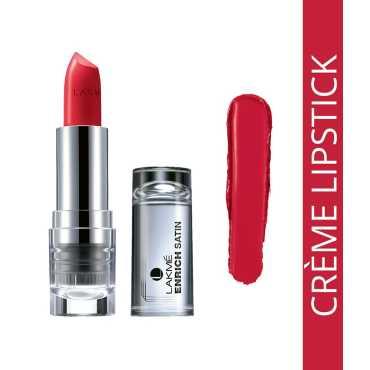 Lakme Enrich Satins Lip Color Shade P158