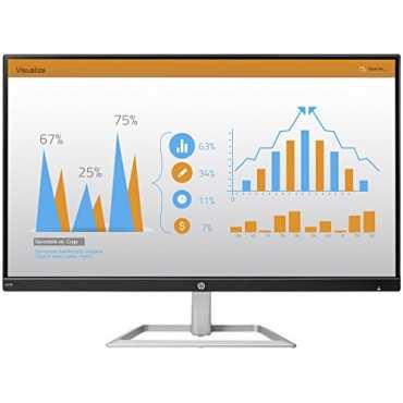 HP N270 27 Inch Full HD IPS Monitor - Black