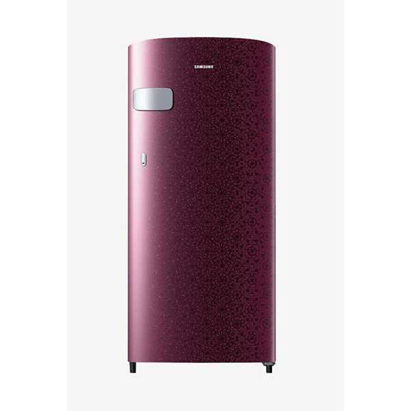 Samsung RR19N2Y12MU/NL 192 L 2 Star Direct Cool Single Door Refrigerator (Ombre)
