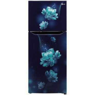 LG GL-T292SBC3 260 L 3 Star Inverter Frost Free Double Door Refrigerator