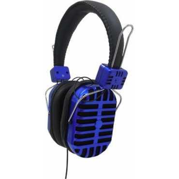 Digital Essentials Armor DEHP-1500M On the Ear Headset - Blue