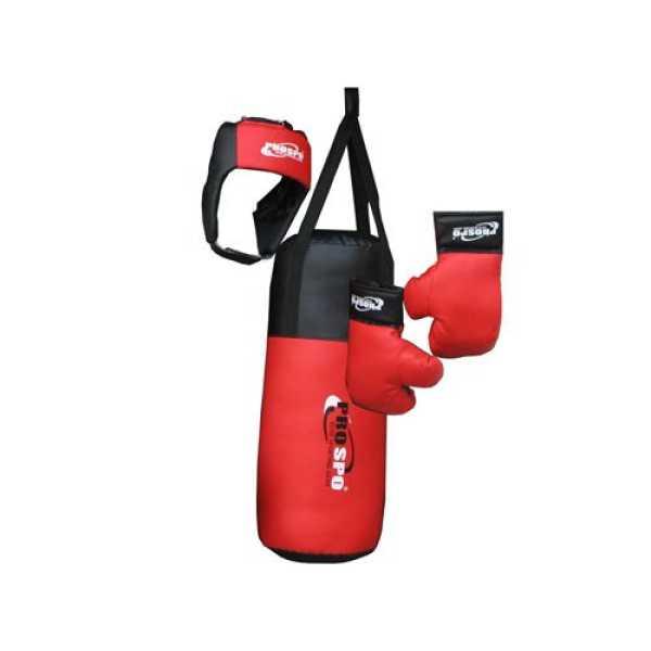 Prospo Boxing Kit For Kids - Orange