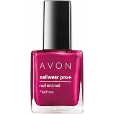 Avon Color Nailwear Pro Plus  Nail Enamel (Fuchsia)