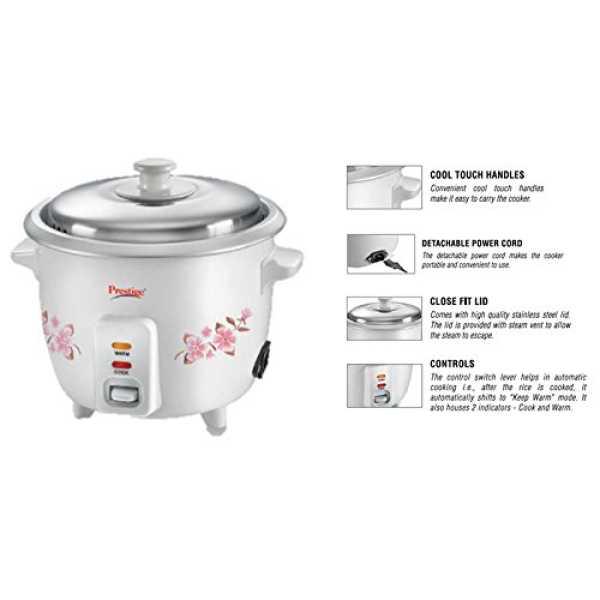 Prestige Delight 0.5L Electric Cooker