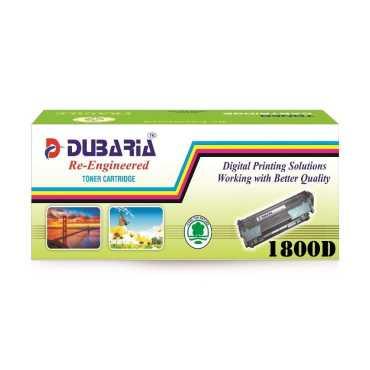 Dubaria 1800D Black Toner Cartridge