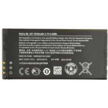 Nokia BL-5h 1830mAh Battery - Black