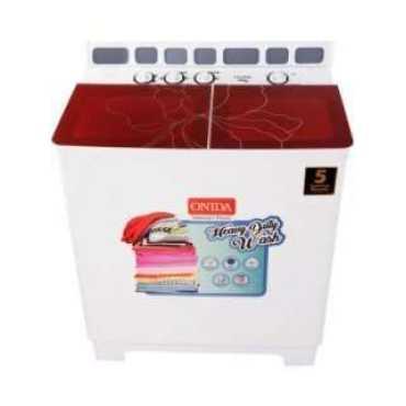 Onida 8 5 Kg Semi Automatic Top Load Washing Machine S85GC