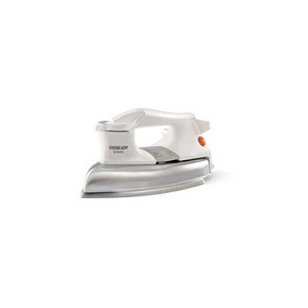 Eveready DI500 Dry Iron - White