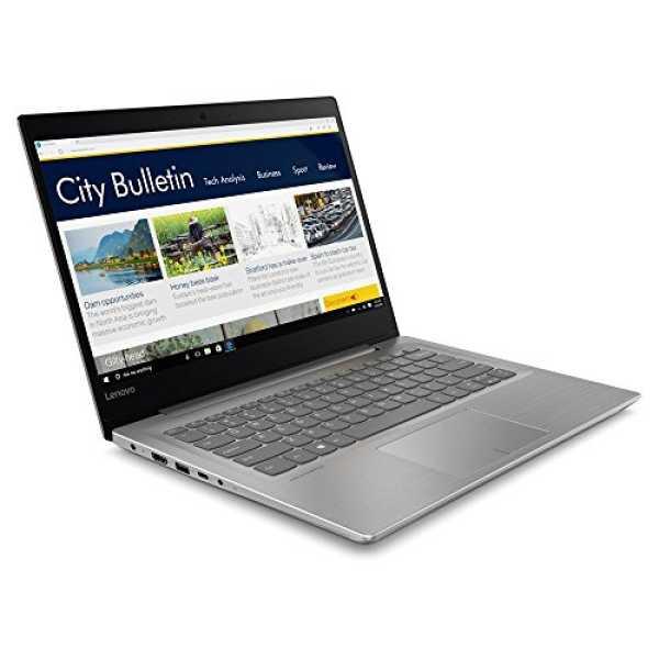 Lenovo Ideapad 320 (80X400G5IN) Laptop - Grey   Black