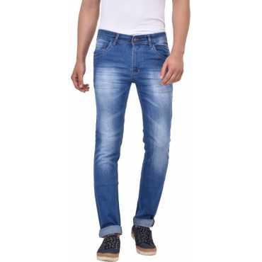 Slim Men's Light Blue Jeans
