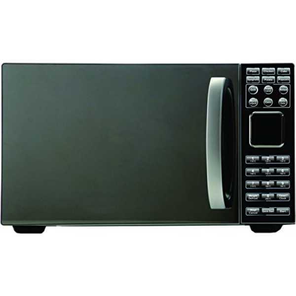 Signoracare 2511-CG Microwave Oven - Black